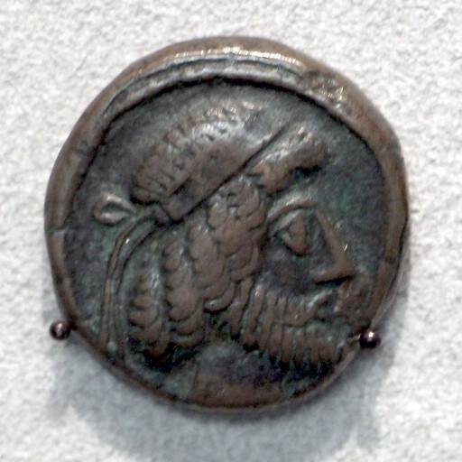 artifact from Mesene