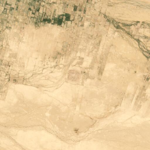 satellite view of the region around Rgm
