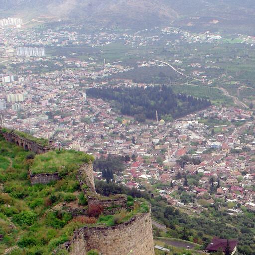 panorama of Adana