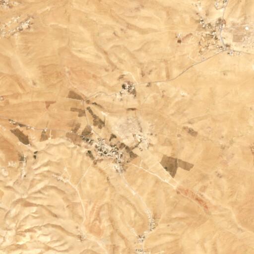 satellite view of the region around Jumaiyil