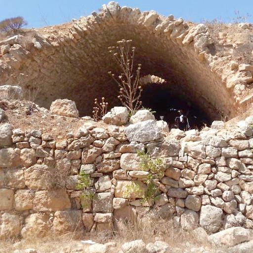 ruins at Burj el Bardawil