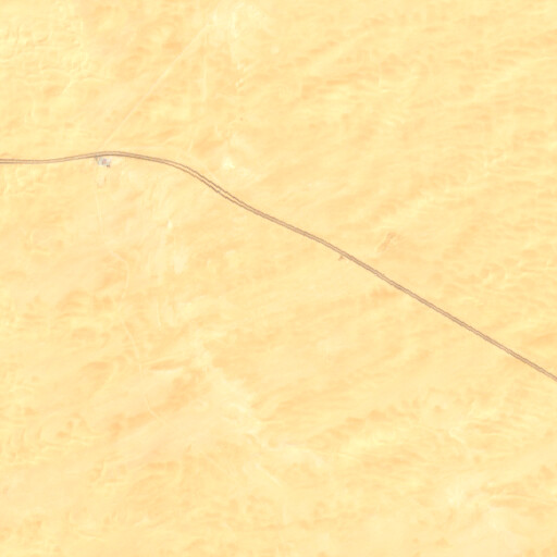 satellite view of the region around Ar Ruwaysat