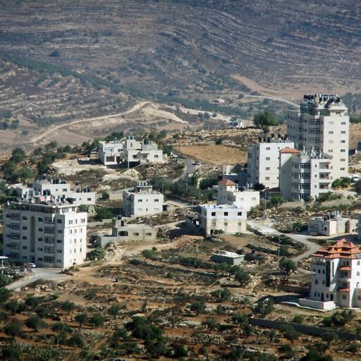 cityscape of El Muneitrah