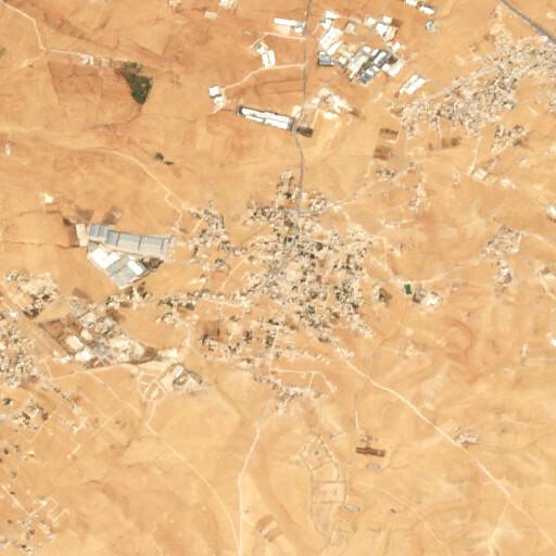 satellite view of the region around Ad Duhaybah