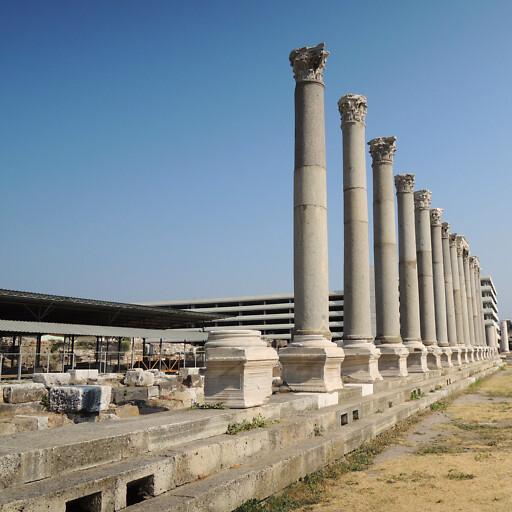 ruins at Izmir