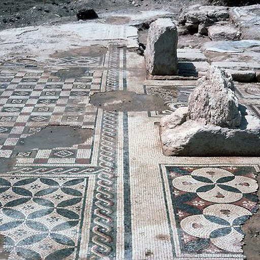 ruins at Ar Ramtha