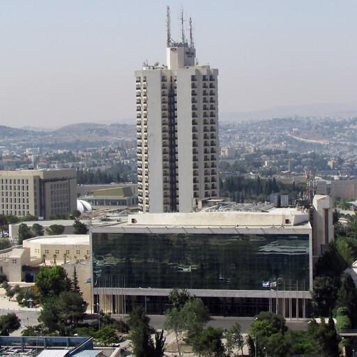 building at Sheikh Badr