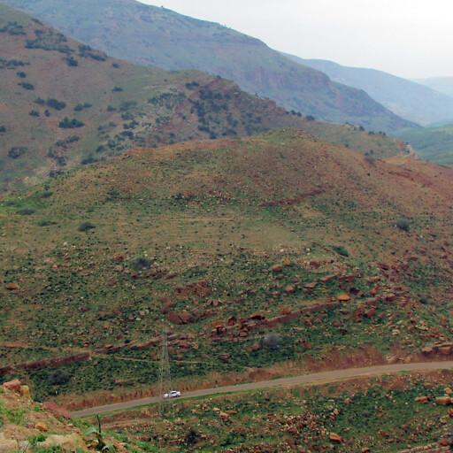 panorama of Tell edh Dhahab esh Sherqiyeh