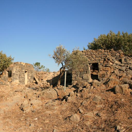 ruins at Fiq