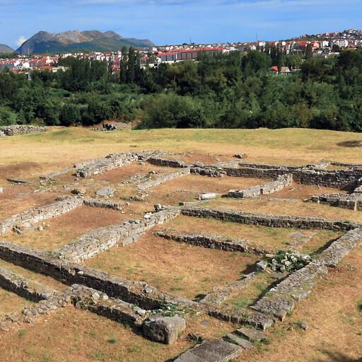 ruins at Salona