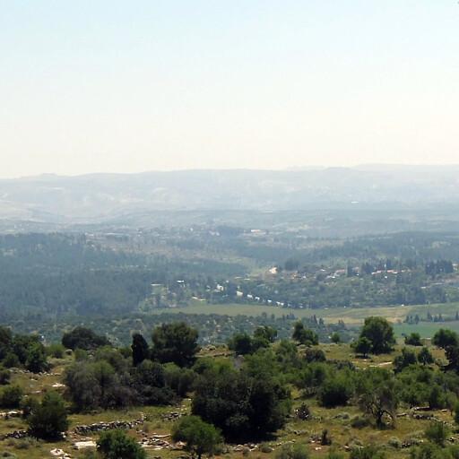 panorama of Bayt Nattif