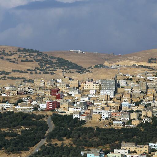 cityscape of Tafila