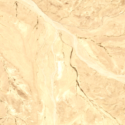 satellite view of the region around Imaret el Khureisheh