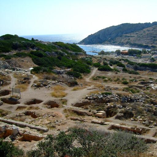 ruins at Cnidus