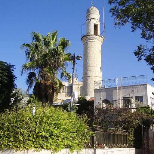 building at El Malha
