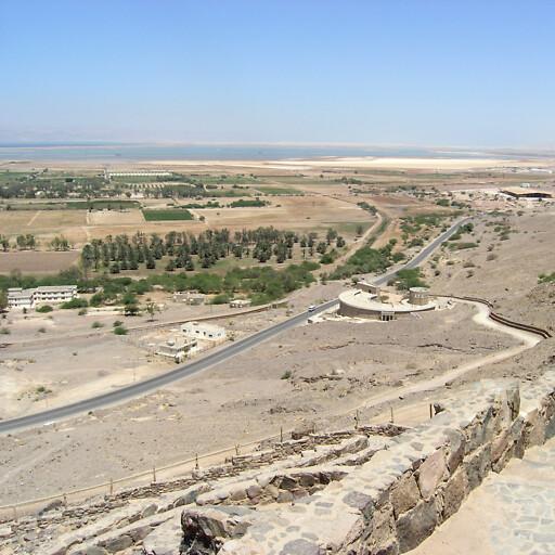 panorama of Al Safi