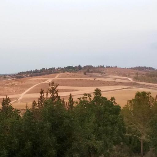 panorama of Horbat Avimor