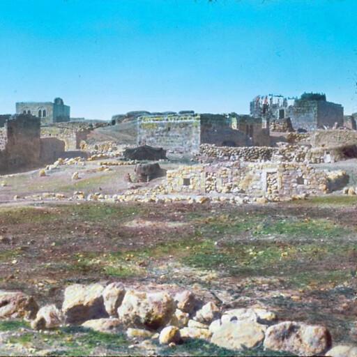 historical cityscape of Dahriya