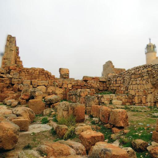 ruins at As Samu
