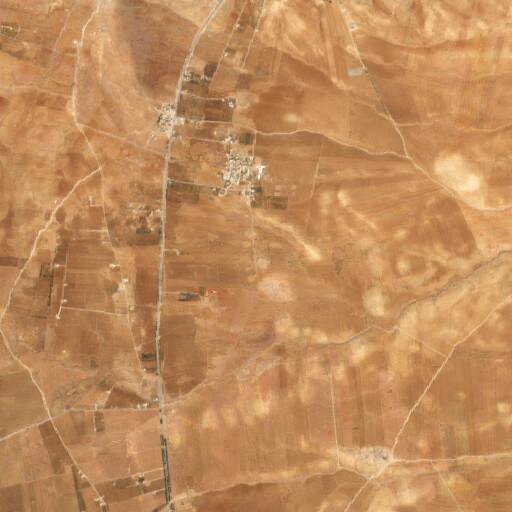 satellite view of the region around Dannea