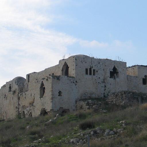 building at Majdel Yaba