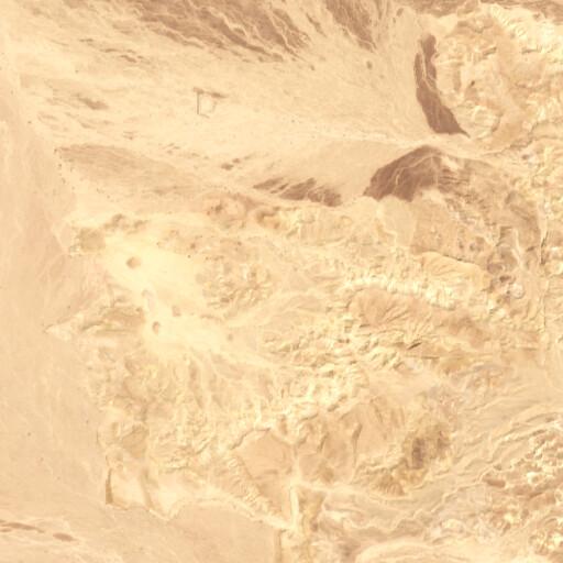 satellite view of the region around Bir Madhkur