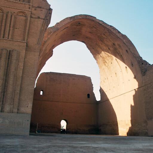 building at Ctesiphon
