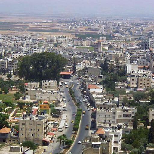 cityscape of Jenin