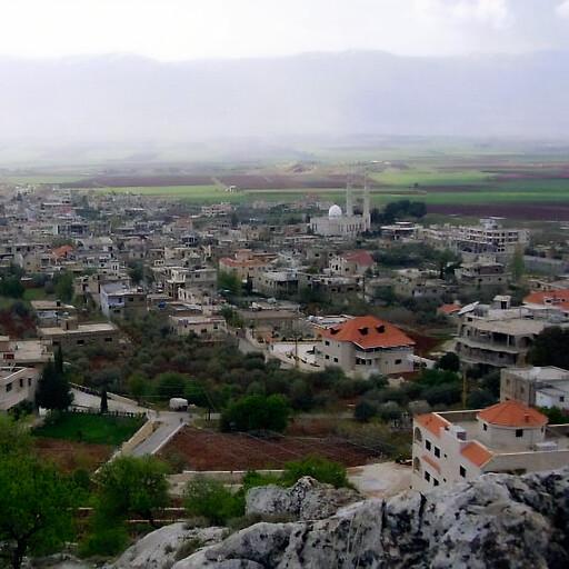 cityscape of Kamid el Loz