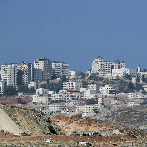 cityscape of Kafr Aqab