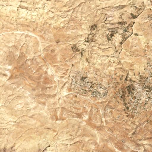satellite view of the region around Kathrabba