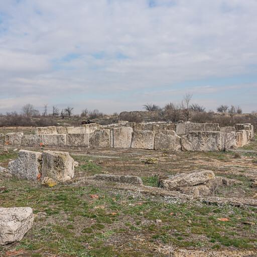 ruins at Colossae