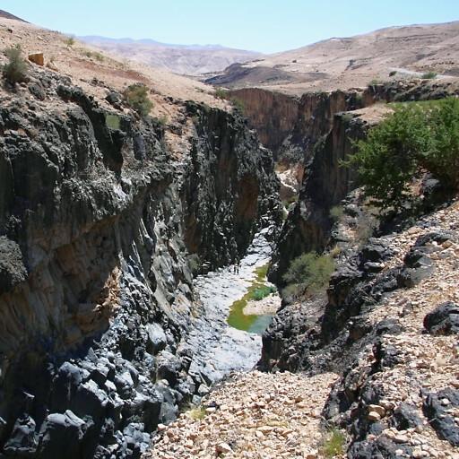 panorama of Wadi al Wala