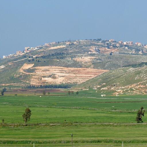 panorama of Marjayoun