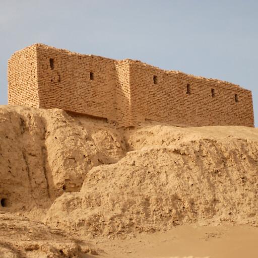 building at Nippur