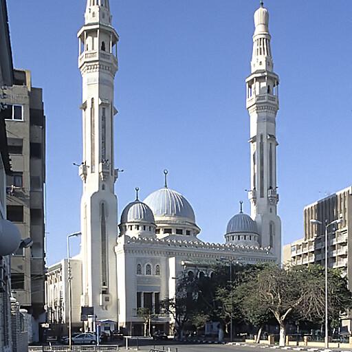 building at Ismailia