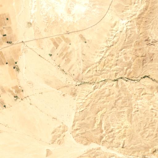 satellite view of the region around Telah