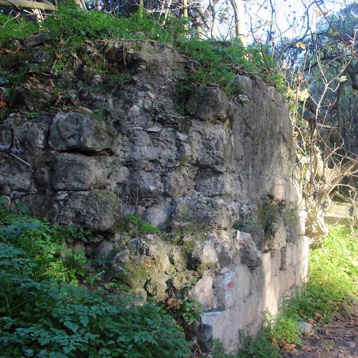 recent ruins at Lejjun