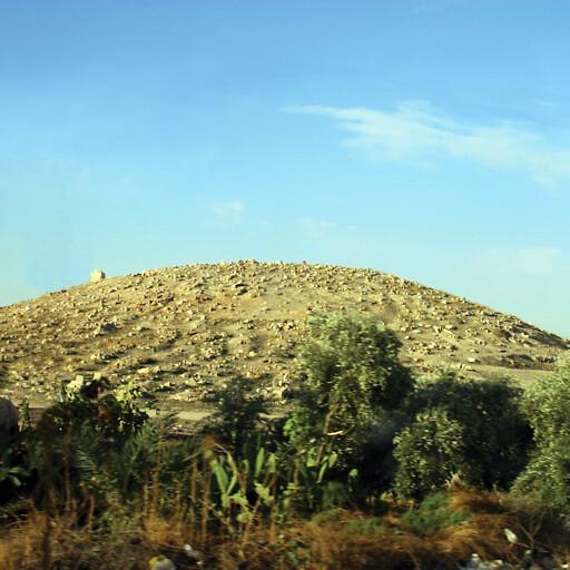 panorama of Tall er Rama