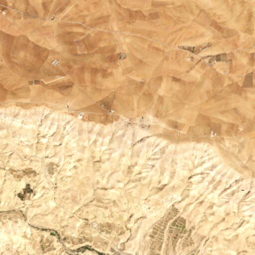 satellite view of the region around Arair
