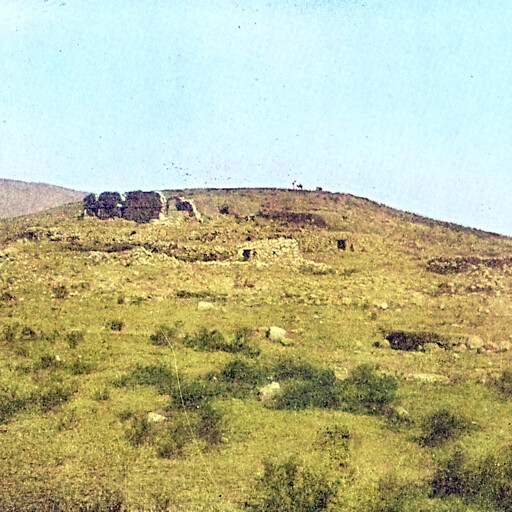 historical panorama of Güdelisin