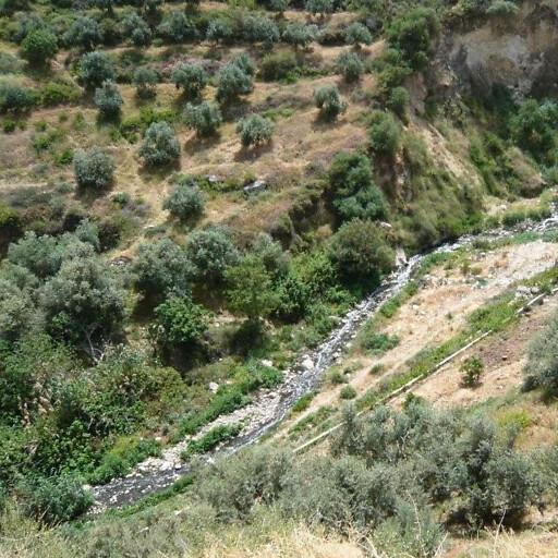 panorama of Wadi Bedan
