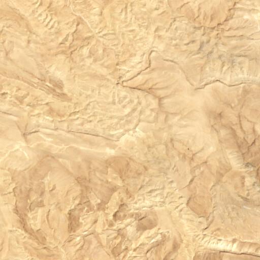 satellite view of the region around Jebel Yeleq