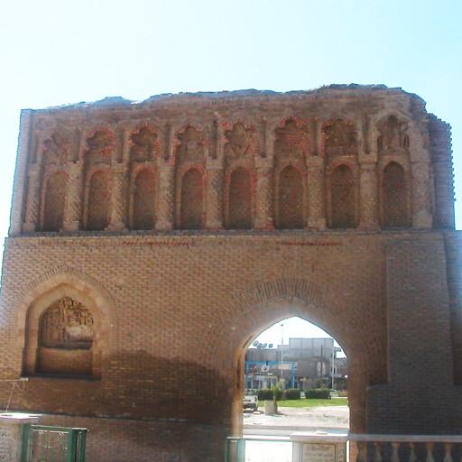 Baghdad Gate at Alamatha
