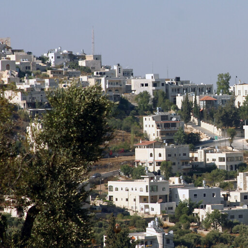 cityscape of Taybeh