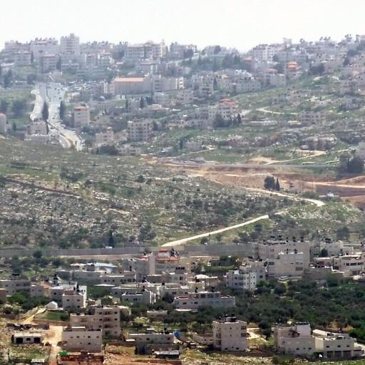 cityscape of Beit Hanina