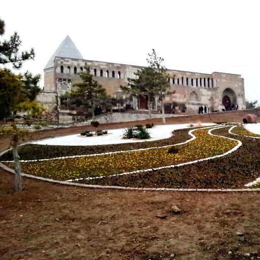 building in Konya