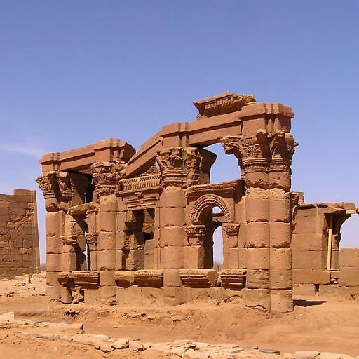 ruins at Adulis