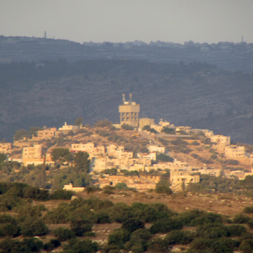 cityscape of Idhna