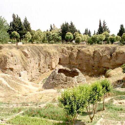 ruins at Hama